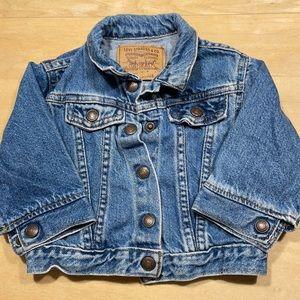 Levi's Vintage 90's Jean Jacket Sz 12 mo